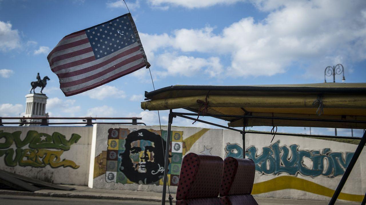 Un rapprochement historique est en cours entre Cuba et les Etats-Unis. [AFP]