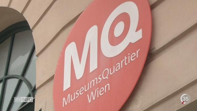 VD- Pôle muséal: Lausanne s'est fortement inspiré de la capitale autrichienne Vienne [RTS]