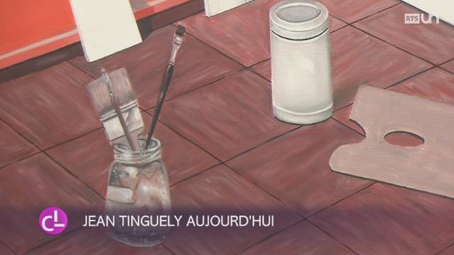 FR: des artistes rendent hommage à Jean Tinguely [RTS]