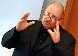 L'ancien financier bâlois Dieter Behring (ici en 2004).