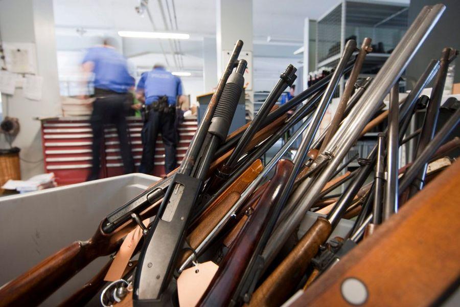 La Fédération sportive suisse de tir (FST) rejette en bloc les propositions de la commission européenne.