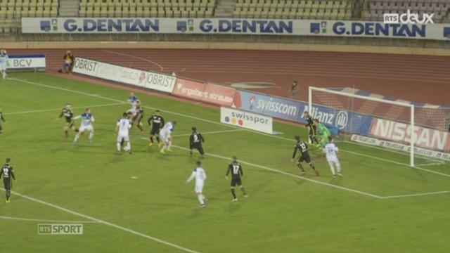 Football - Challenge League: Lausanne-sport - Wil (2-1) + tableau des résultats [RTS]
