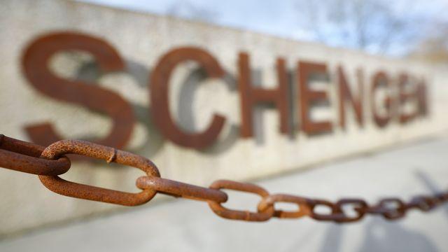 Plusieurs pays de l'UE ont rétabli des contrôles à leurs frontières, questionnant l'idée même d'espace Schengen. [Wolfgang Rattay - Reuters]