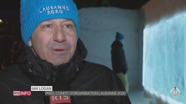 VD: les JOJ de Lillehammer se sont achevés avec Lausanne en ligne de mire [RTS]
