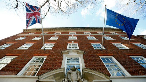 Les relations compliquées entre le Royaume-Uni et l'Union européenne