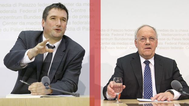 Johann Schneider-Amman répond à Christian Levrat: sursaut ou vulnérabilité?