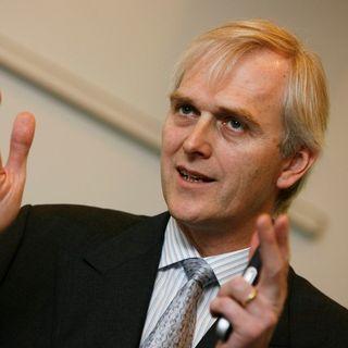 Marc Bürki a d'abord développé des logiciels d'information financière. [Keystone]
