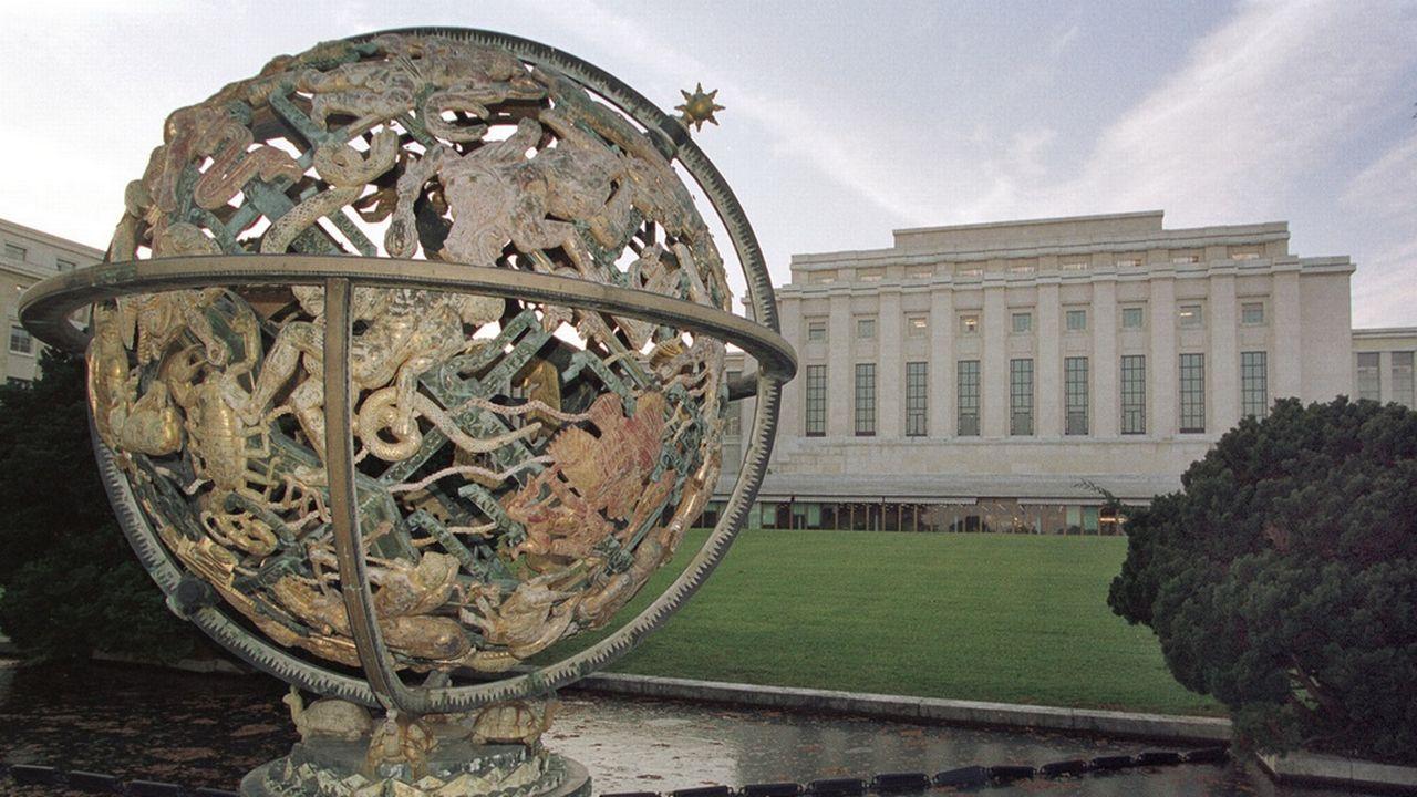 Réunis sous l'égide du médiateur international pour la Syrie Lakhdar Brahimi, les Etats-Unis et la Russie préparent la conférence Genève 2. [DR - Keystone]
