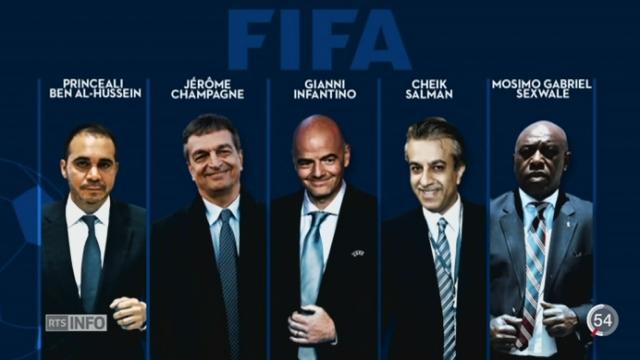 La FIFA doit effectuer de grandes réformes [RTS]