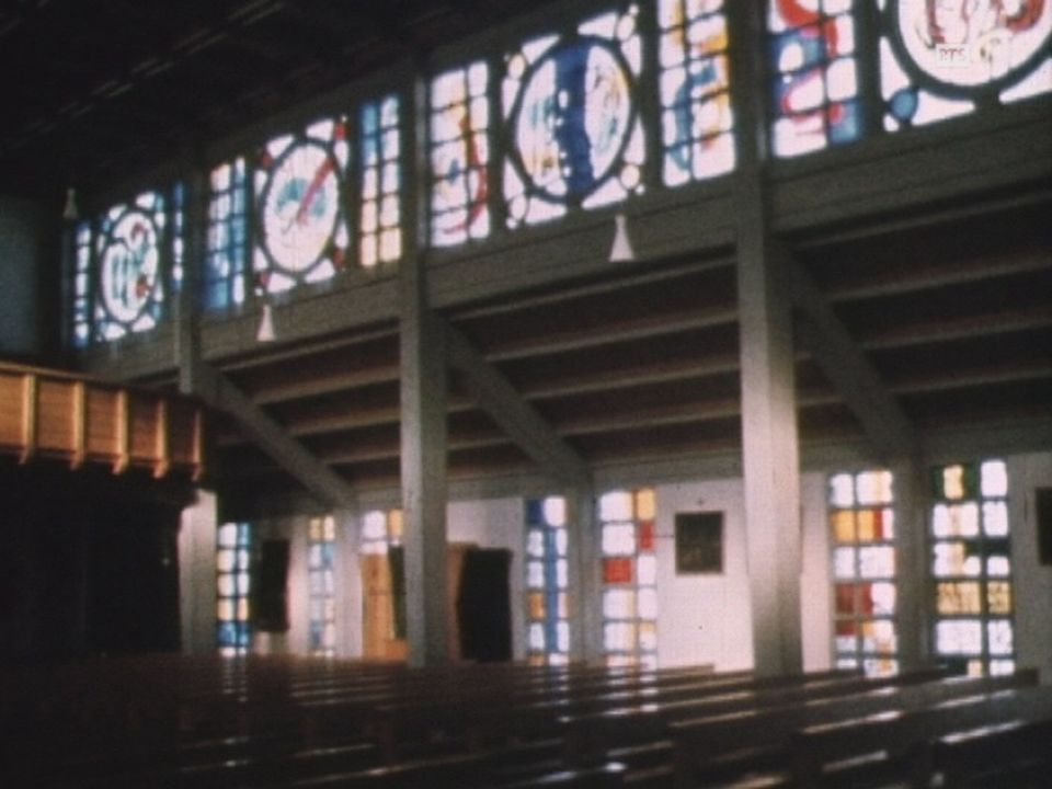 Les vitraux du Jura. [RTS]