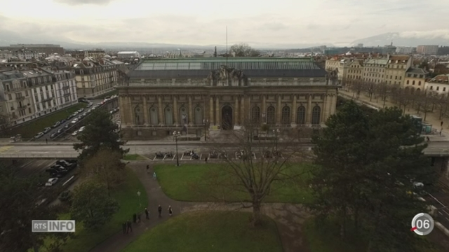 Votations (GE): la campagne autour du Musée d'art et d'histoire a été chaude [RTS]