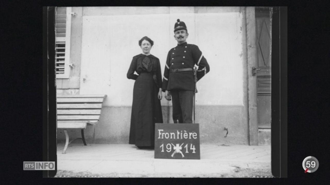 Les Archives cantonales jurassiennes lancent un appel pour documenter les photographies d'Eugène Cattin [RTS]