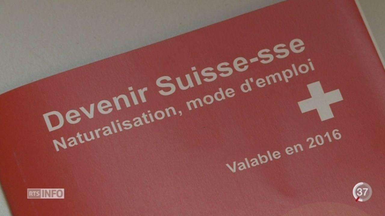Les demandes de naturalisation ont explosé dans les cantons de Vaud et de Genève [RTS]