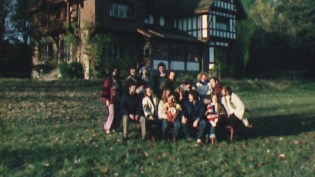 La coopérative de Bussigny en 1982. [RTS]