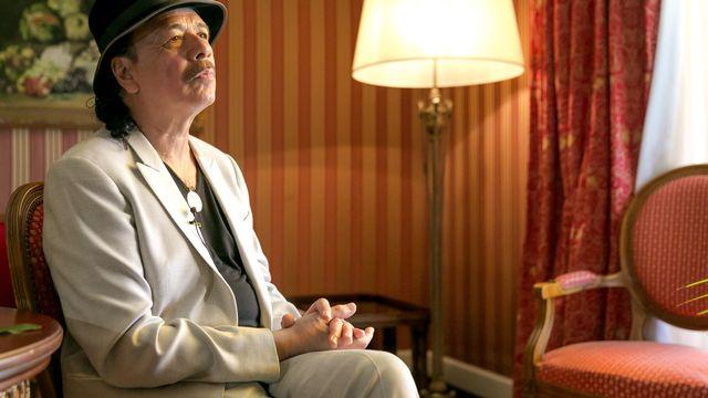 Carlos Santana est venu plus de 12 fois au festival. Il n'avait toutefois plus enflammé l'Auditorium Stravinski depuis 2011. [Marc Bertolazzi - RTS]