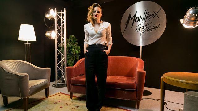 Anna Calvi est une musicienne anglaise. Elle a sorti son premier album en janvier 2011. [Marc Bertolazzi - RTS]