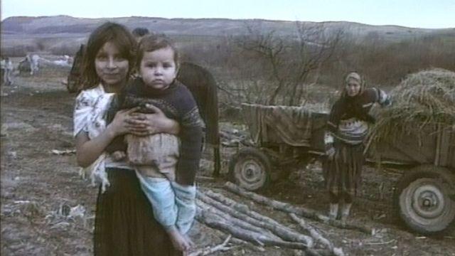 Roms en 1993. [RTS]