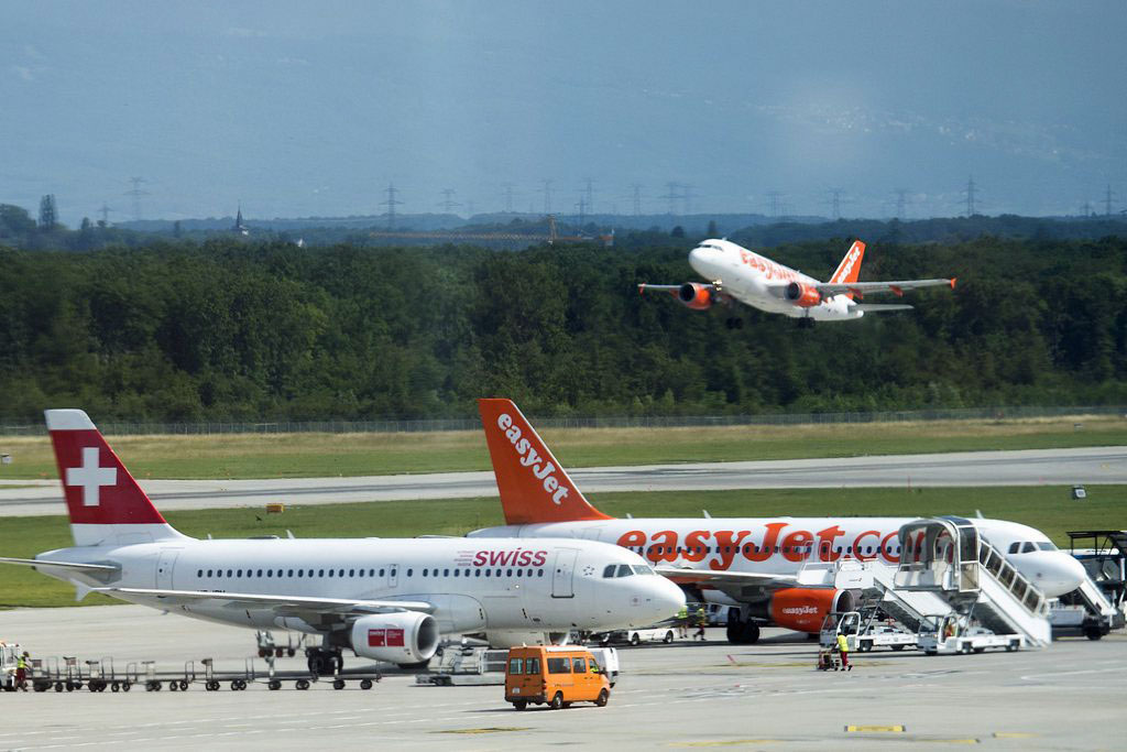 Le tourisme d 39 affaires ne p tirait pas d 39 une large offre for Interieur avion easyjet