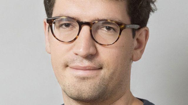 Adrien Buclin, candidat malheureux à la Municipalité de Lausanne. [Keystone]