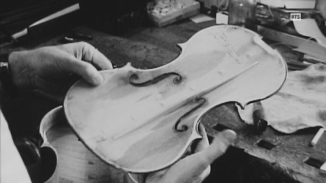 Métier de luthier [RTS]