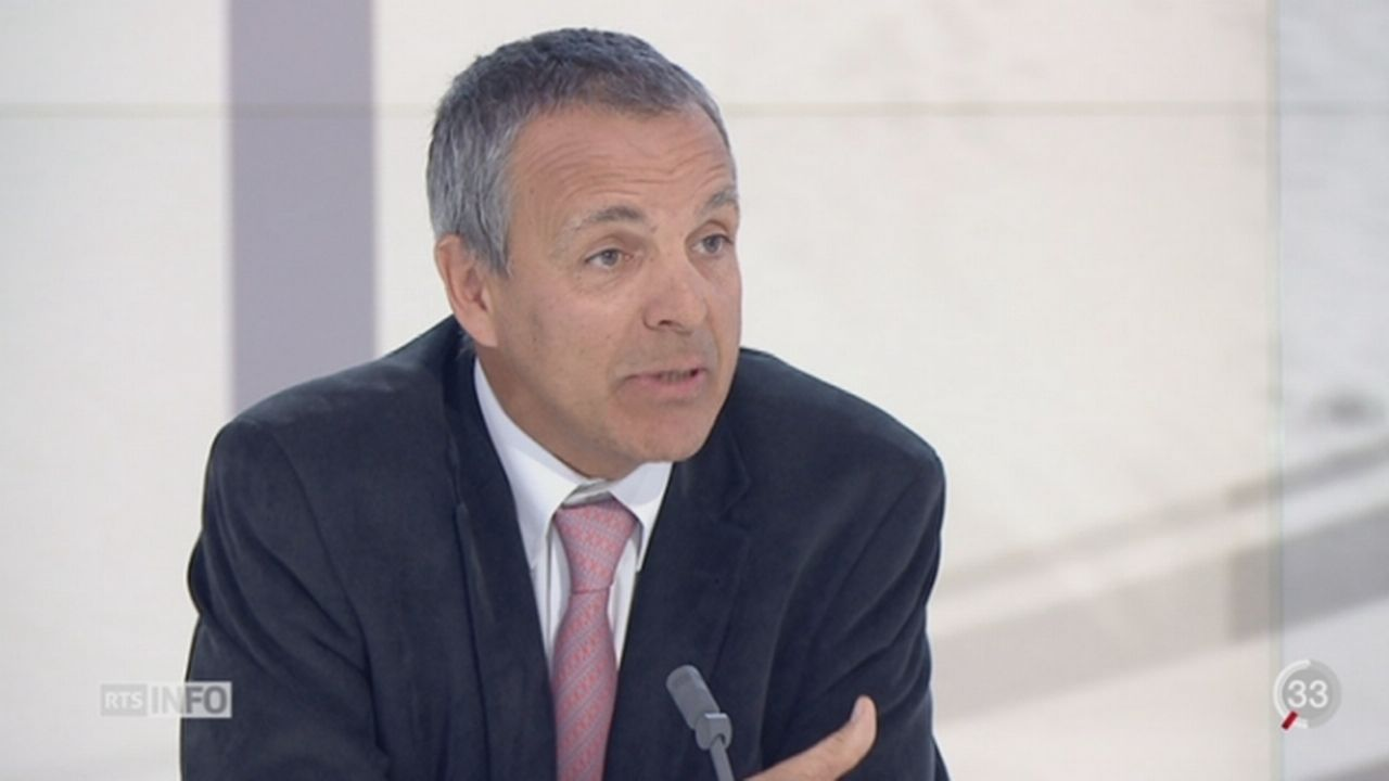 Augmentation du nombre de cancers: le point avec Pierre-Yves Dietrich [RTS]