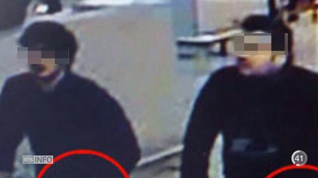 Bruxelles - Attentats: des suspects ont été repérés [RTS]