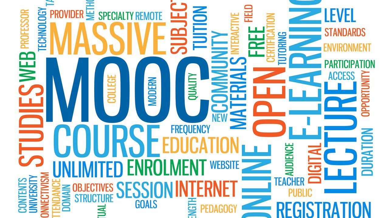 Les MOOCs [© Web Buttons Inc - Fotolia]