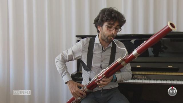 Le basson peine à séduire les jeunes musiciens [RTS]