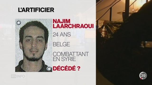 Attentats de Bruxelles: le réseau de djihadistes actifs en Europe se précise [RTS]