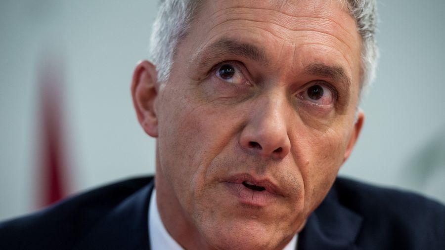 Michael Lauber, procureur de la Confédération.