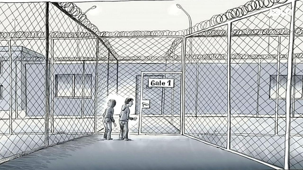 Reportage: Fenêtres sur le couloir de la mort [RTS]