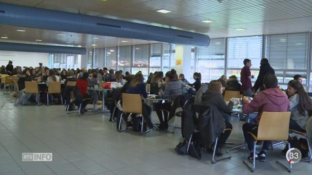 L'organisation de voyages scolaires fait débat au sein des parents d'élèves [RTS]