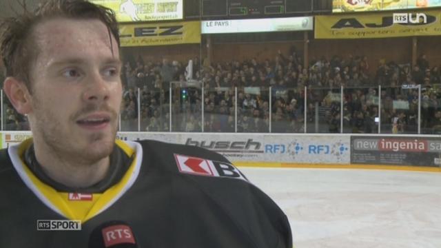 Hockey - LNB: reportage sur Gauthier Descloux, HC Ajoie [RTS]