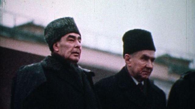 Leonid Brejnev en 1970. [RTS]