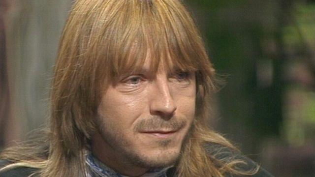 Renaud en 1988. [RTS]