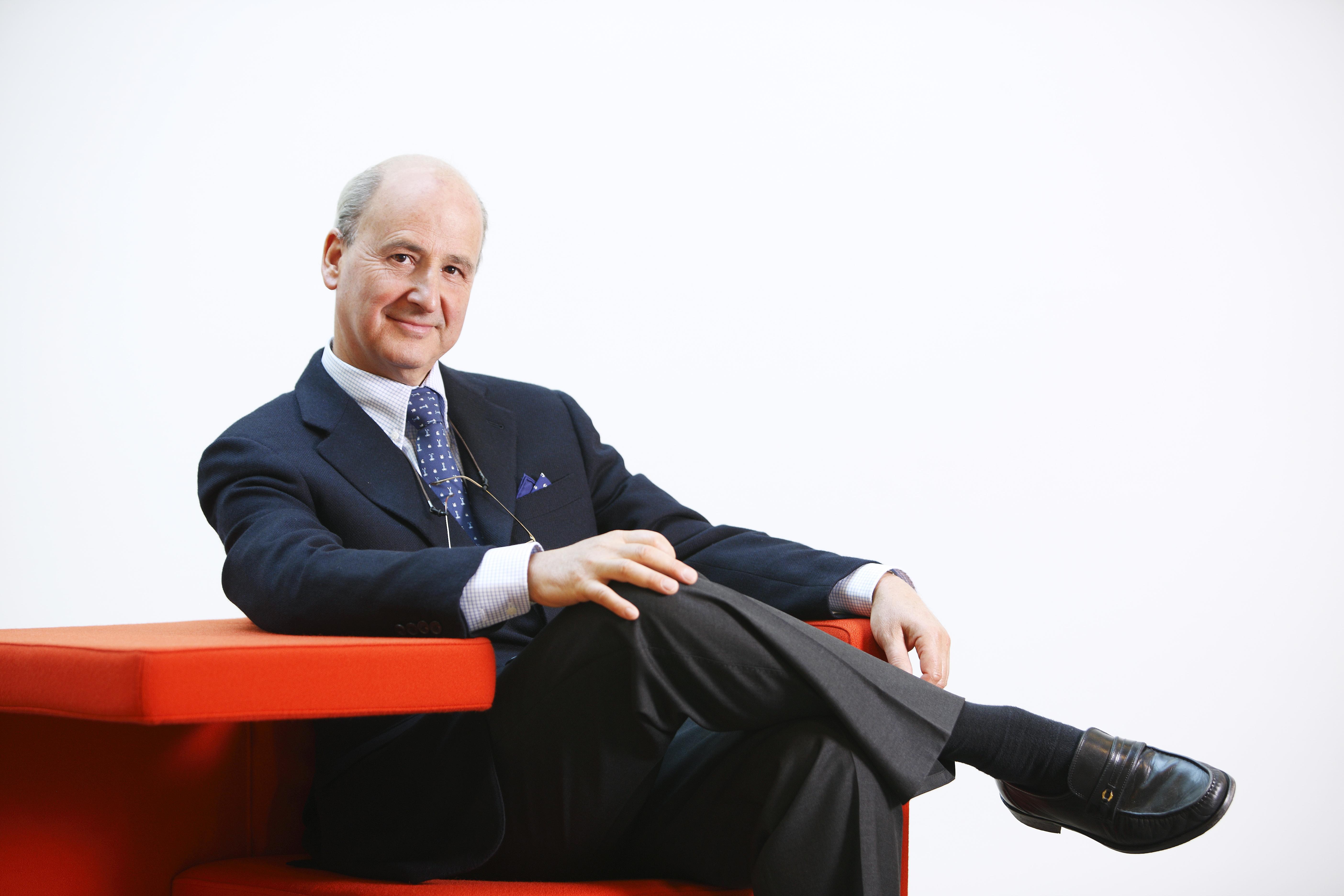Stéphane Garelli, professeur IMD et Université de Lausanne