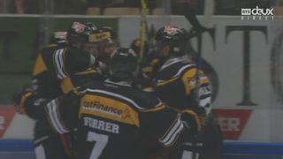 Finale, acte III, HC Lugano – CP Berne (2-1): Chiesa trouve la faille et permet à Lugano de mener dans cette rencontre [RTS]