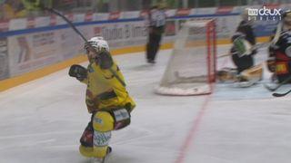 Finale, acte III, HC Lugano – CP Berne (2-2): Ebbett trouve le moyen d'égaliser dans ce 3e tiers [RTS]