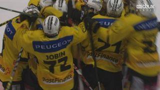 Finale, acte III, HC Lugano – CP Berne (2-3): Scherwey offre la victoire au CP Berne dans les prolongations [RTS]