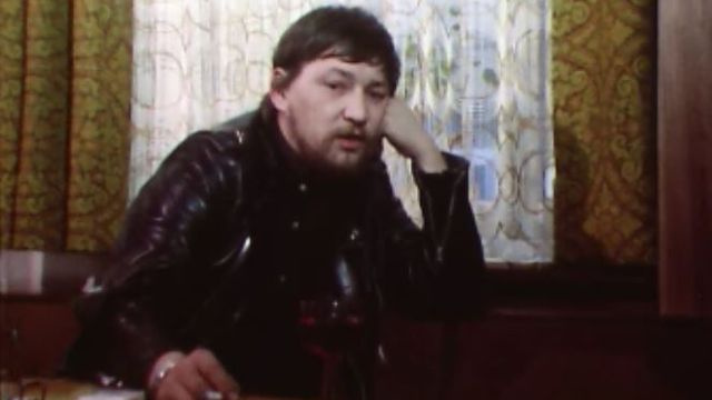 Rainer Werner Fassbinder en 1977. [RTS]