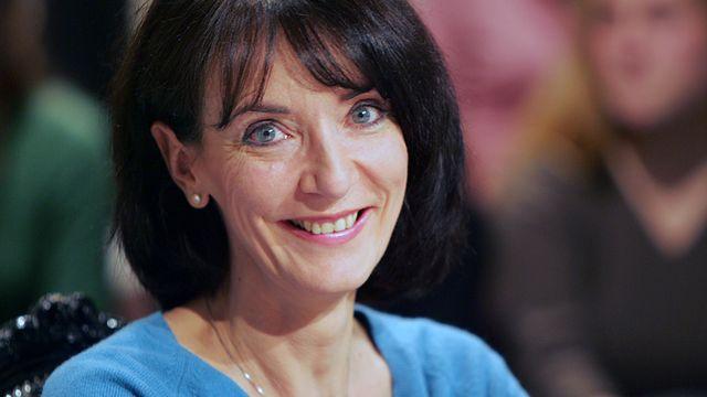 Nicole Bacharan, historienne et politologue, spécialiste de la société américaine. [Damien Meyer - AFP]