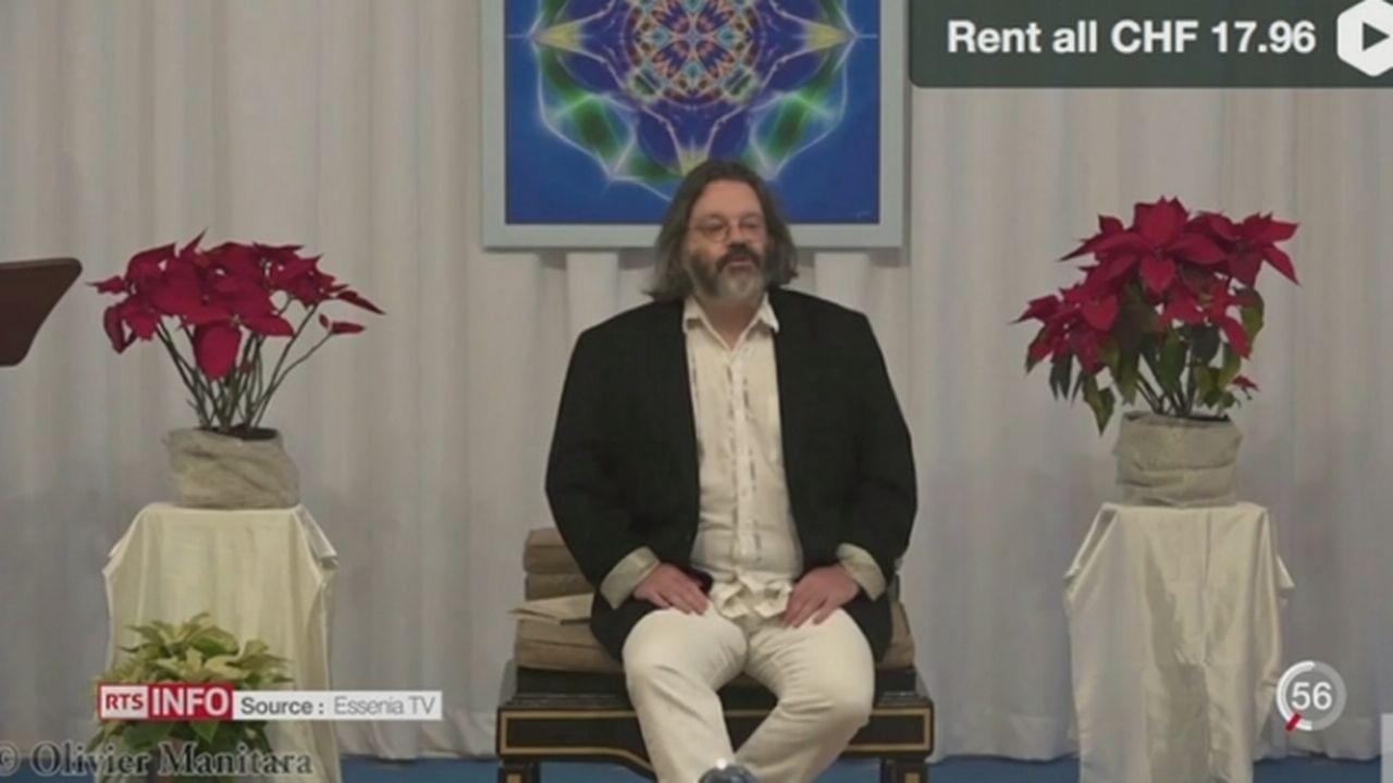 L'Eglise essénienne chrétienne est actuellement active à Bramois (VS) et à Cudrefin (VD) [RTS]