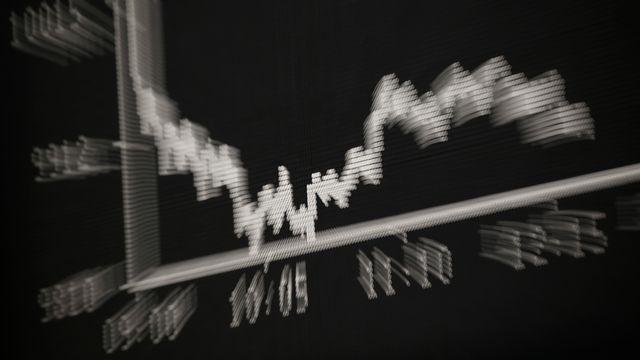 Le tableau du DAX à la Bourse de Francfort début 2016. [Kai Pfaffenbach - Reuters]