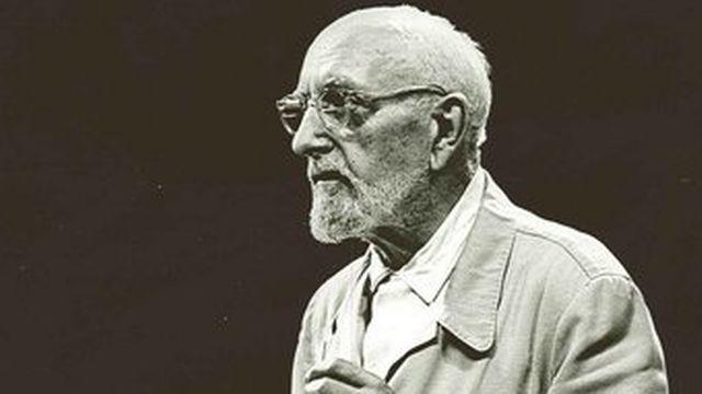 Ernest Ansermet en 1963. [RTS]