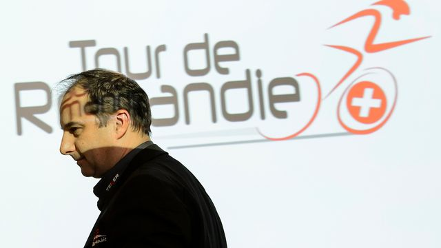 Une fois n'est pas coutume, le Tour de Romandie de Richard Chassot présentera 2 arrivées au sommet: à Morgins et Villars-sur-Ollon. [Jean-Christophe Bott - Keystone]