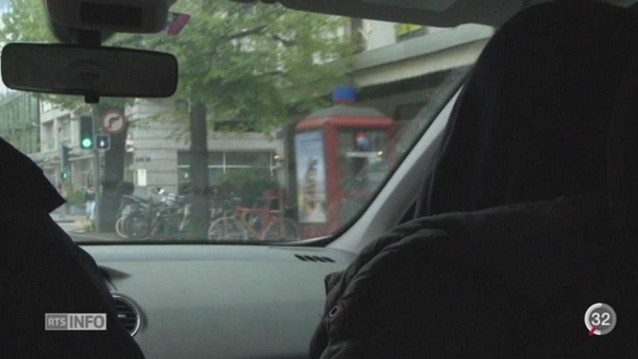 Suisse: le nombre de conducteurs sans permis a fortement augmenté [RTS]