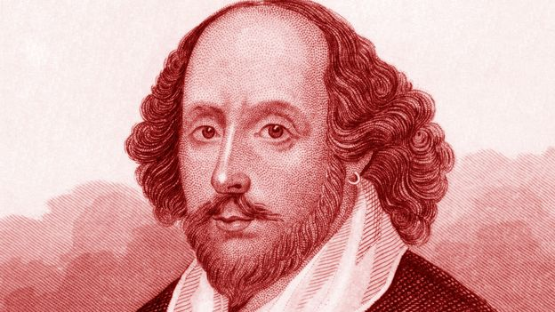 Shakespeare m'inspire