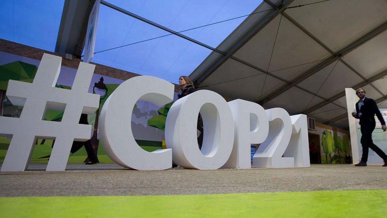 Près de 150 pays se sont engagés à signer la semaine prochaine à New York l'accord sur le climat conclu en décembre à Paris. [EPA/Ian Langsdon - Keystone]