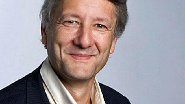 Pascal Roman. [Hugues Siegenthaler - UNIL]