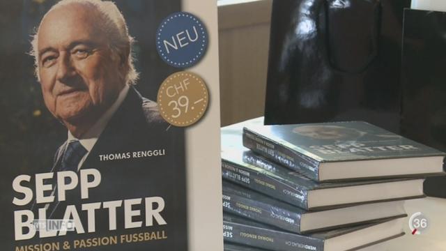 L'ancien patron de la FIFA signe un livre avec des révélations [RTS]
